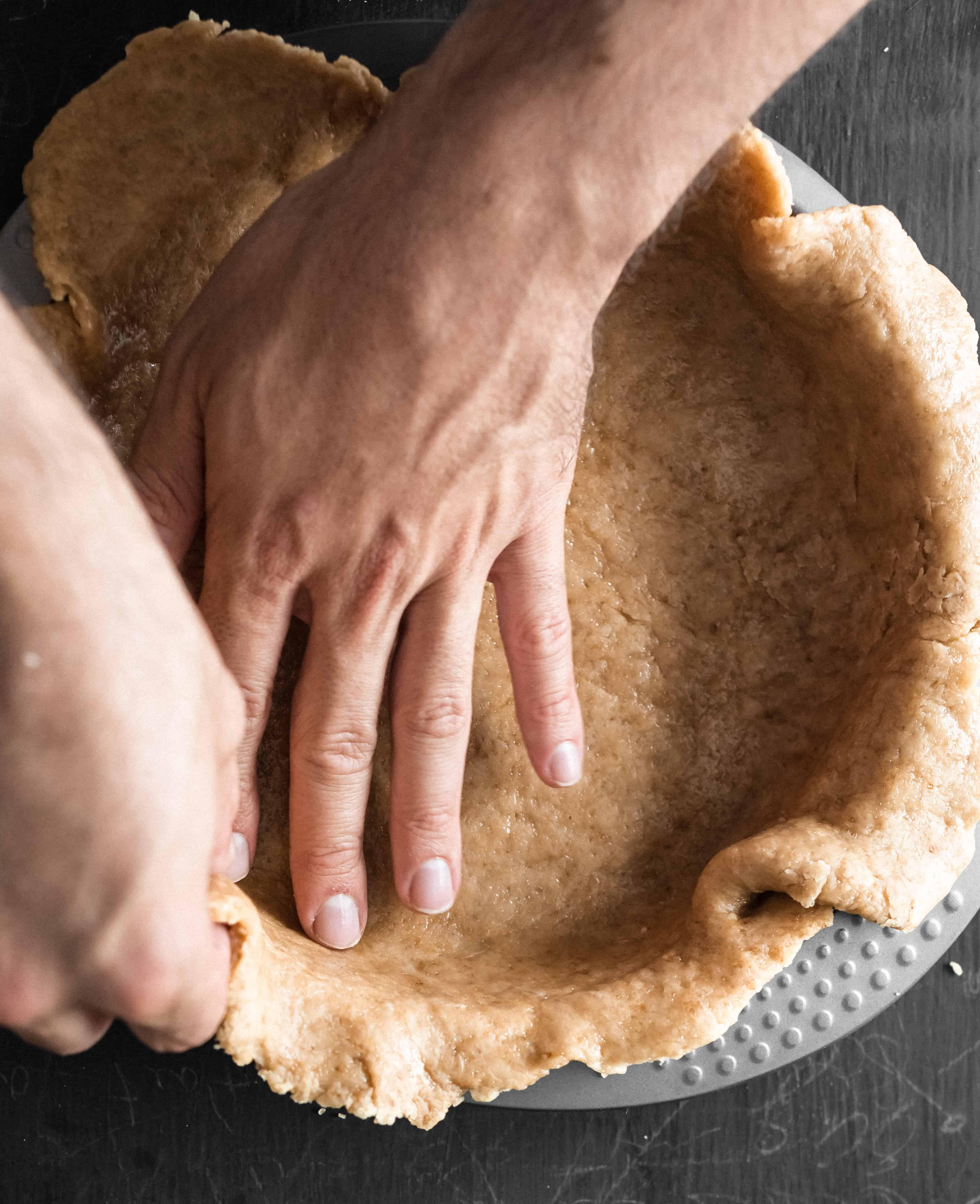Bild: pudding kuchen rezept