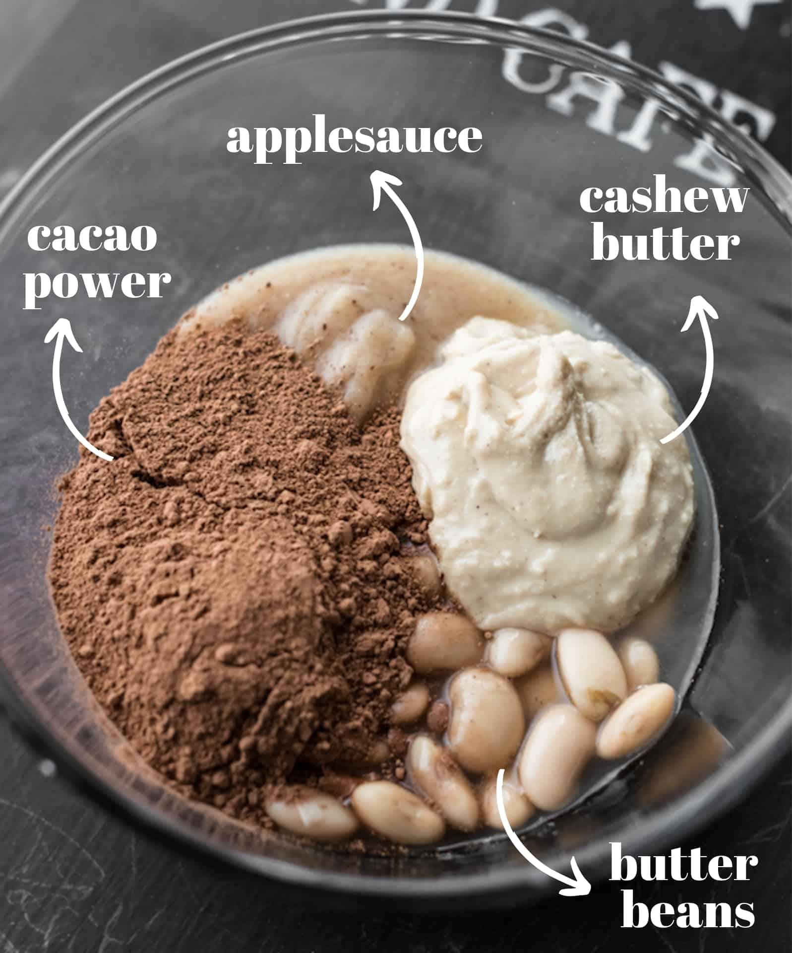 Butter Beans Brownies
