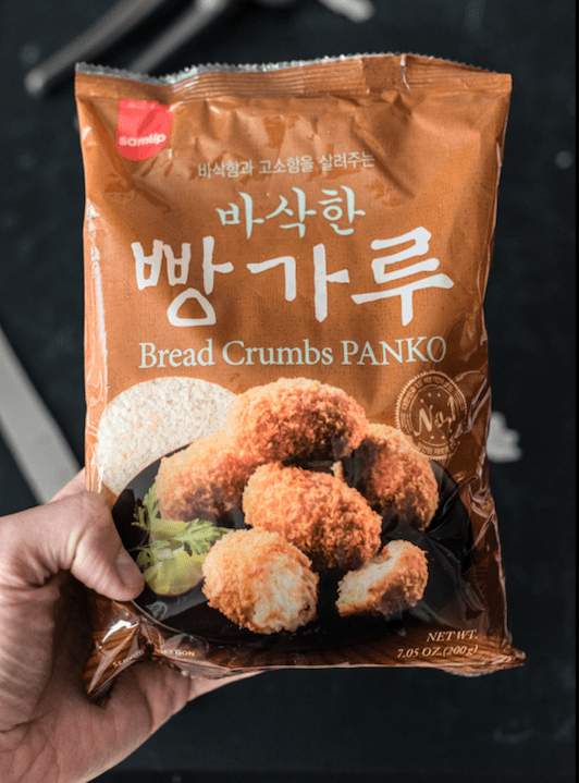 a pack of Panko