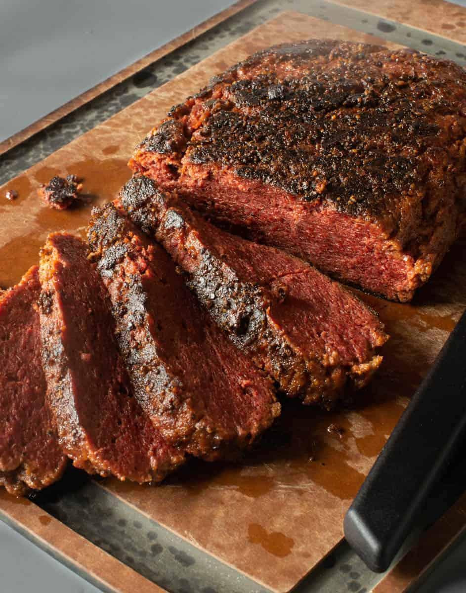 Roast Beef vegano