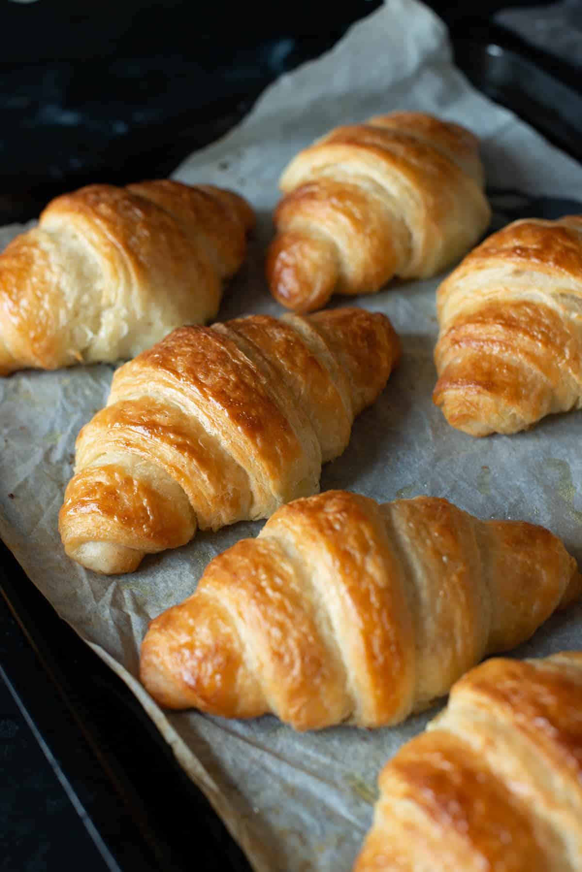 Image: croissants