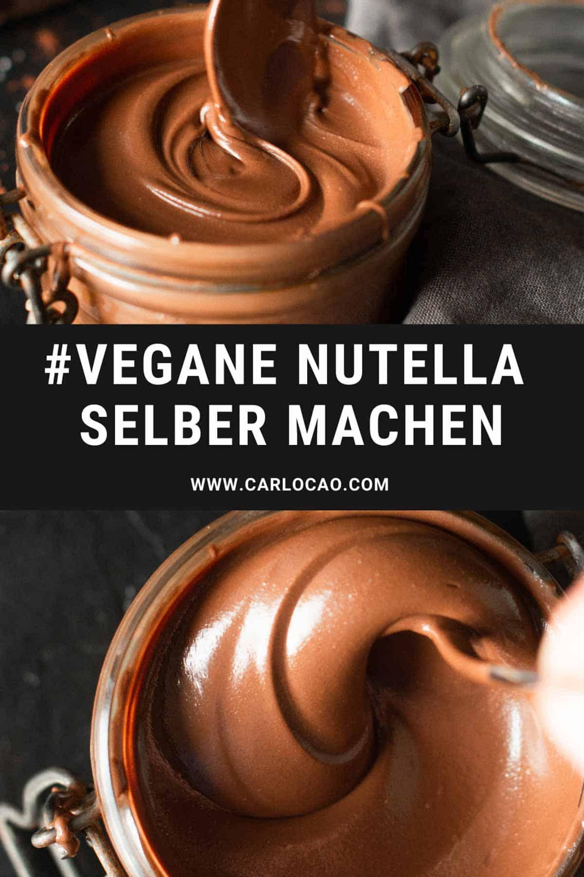 Bild von der Nutella