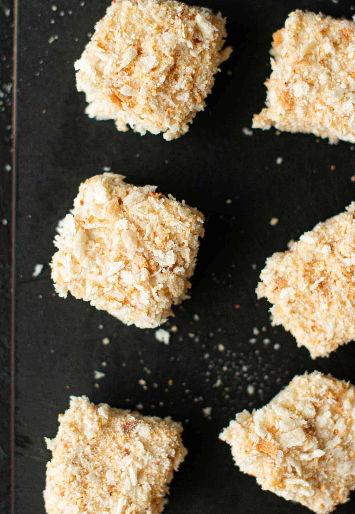 Best Ever Tofu Nuggets
